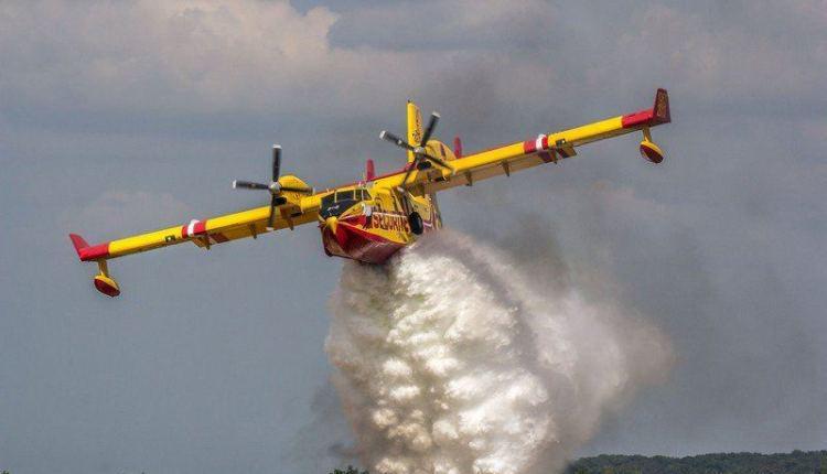 """"""" السيطرة على حريق غابة سوكنا """".. عودة إلى تدخل ملحمي"""