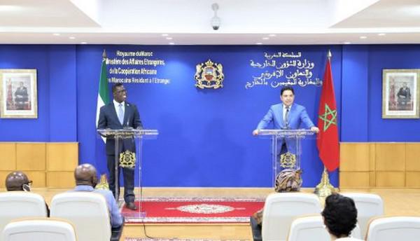 جمهورية سيراليون ستفتح قنصلية عامة لها بالداخلة الاثنين القادم (وزير الشؤون الخارجية)
