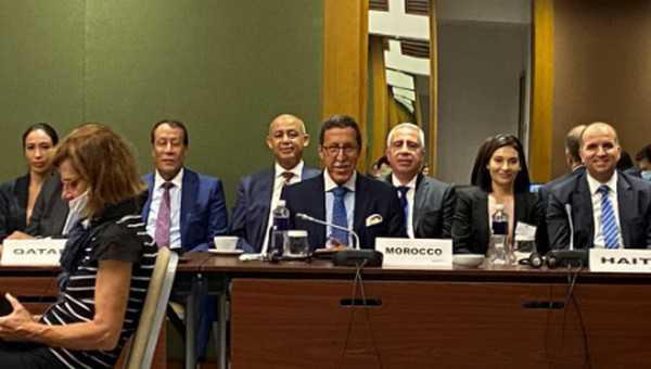لجنة ال 24: السفير هلال يدحض ادعاءات الجزائر بشأن وضع المراقب المزعوم في قضية الصحراء المغربية
