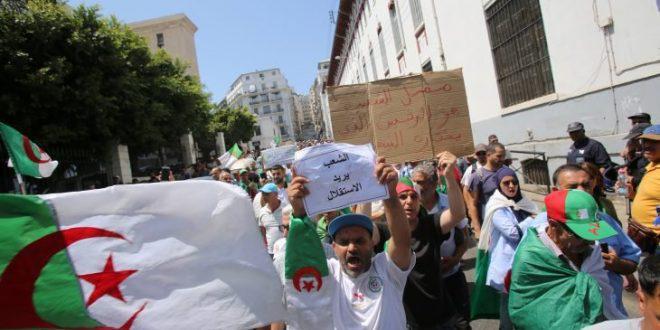"""الجزائر.. حزب معارض يدين محاولات النظام """"فرض الأمر الواقع بالقوة"""" من خلال """"المهازل الانتخابية"""" السابقة"""