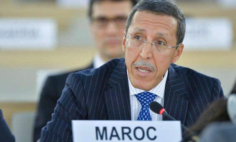 هلال: المغرب يجدد التأكيد على التزامه من أجل السلام والحوار بين الأديان والثقافات