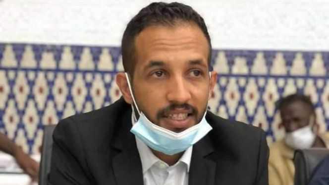 انتخاب الراغب حرمة الله رئيسا للمجلس الجماعي للداخلة