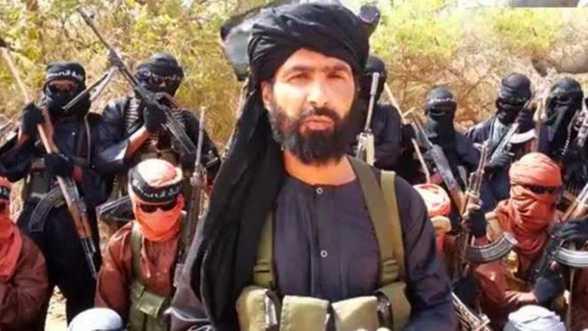 """أبو الوليد الصحراوي """"إرهابي خضع للتكوين العسكري في صفوف البوليساريو"""" (وكالة أنباء أرجنتينية)"""