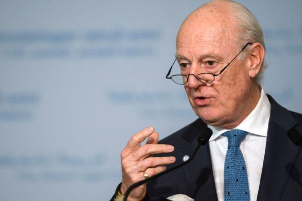 الأمين العام للأمم المتحدة يعين السيد ستافان دي ميستورا مبعوثا شخصيا للصحراء المغربية