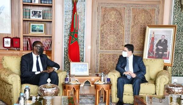 وزير الخارجية المالي : مالي على استعداد لتوطيد روابط التعاون الدينامي متعدد الأشكال مع المغرب