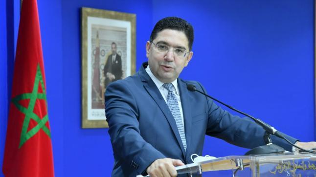 """بوريطة : المغرب يثق في سلطات مالي لإيجاد """"أفضل الحلول الملائمة"""" للوضع الذي يشهده البلد"""