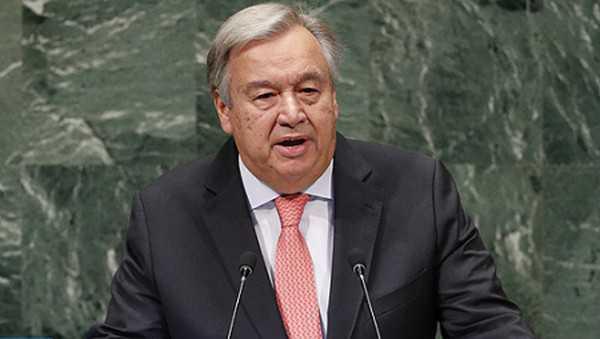 """الأمين العام للأمم المتحدة يؤكد أن """"البوليساريو"""" لا تتمتع بأي وضع قانوني لدى الأمم المتحدة"""