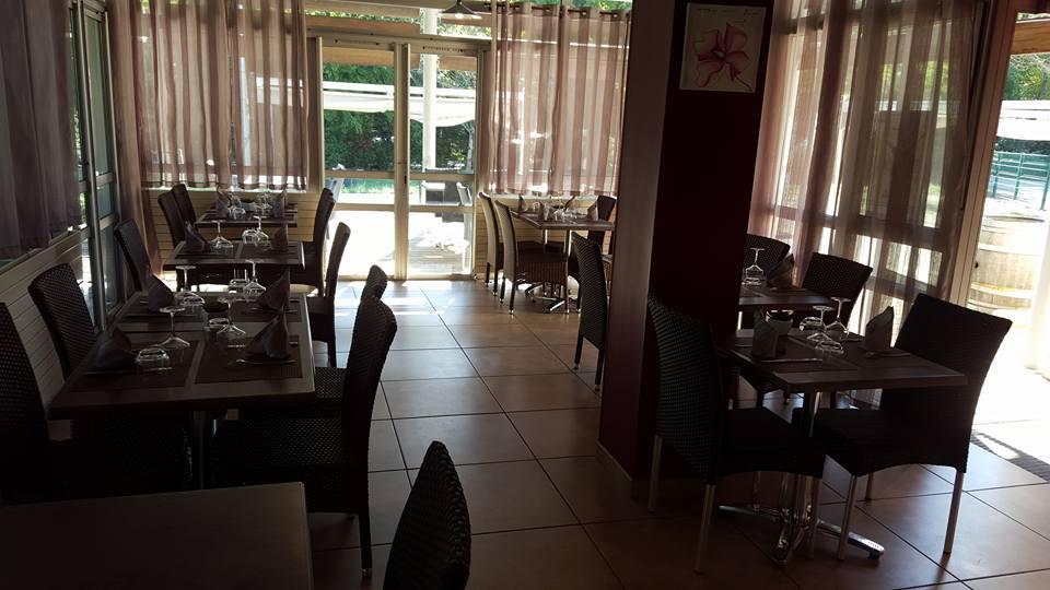 Le Restaurant - Le Chalet du Parc