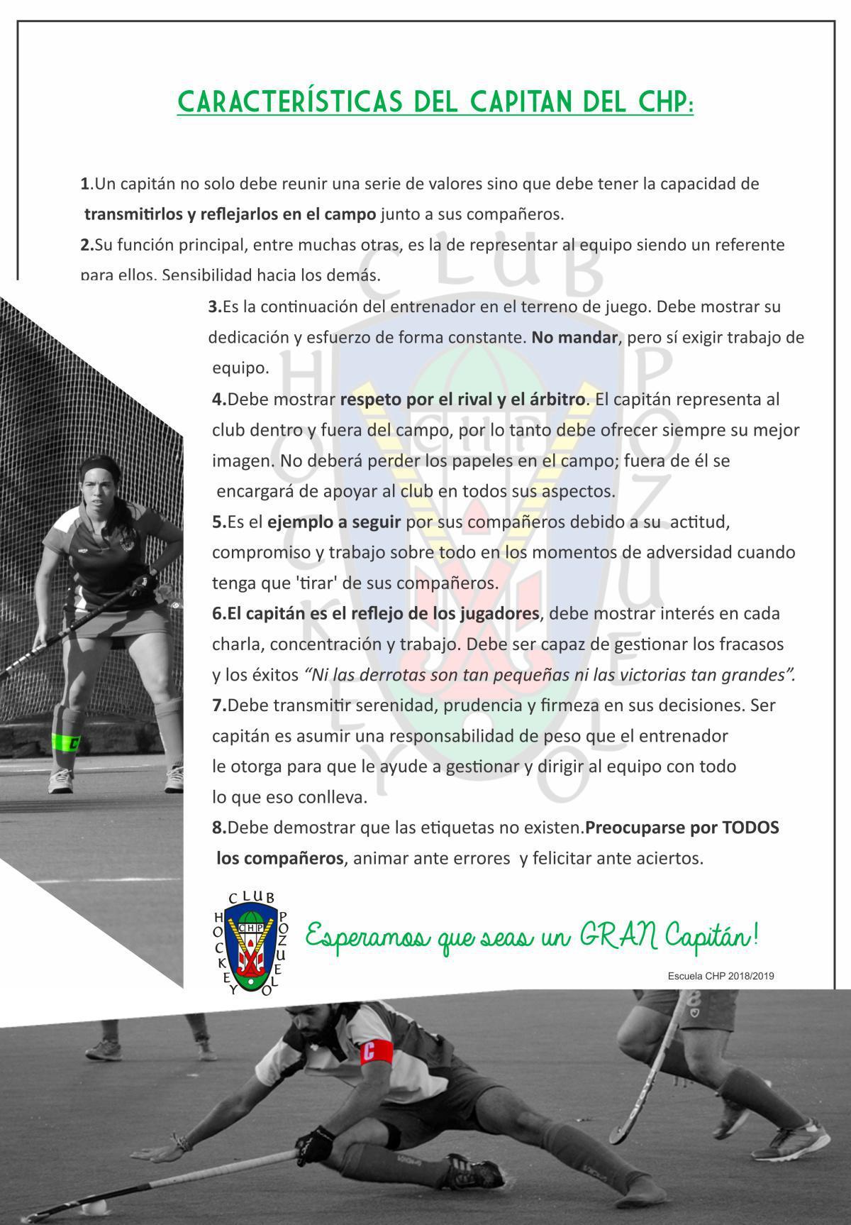Entrega Brazaletes CAPITÁN ESCUELA CHP