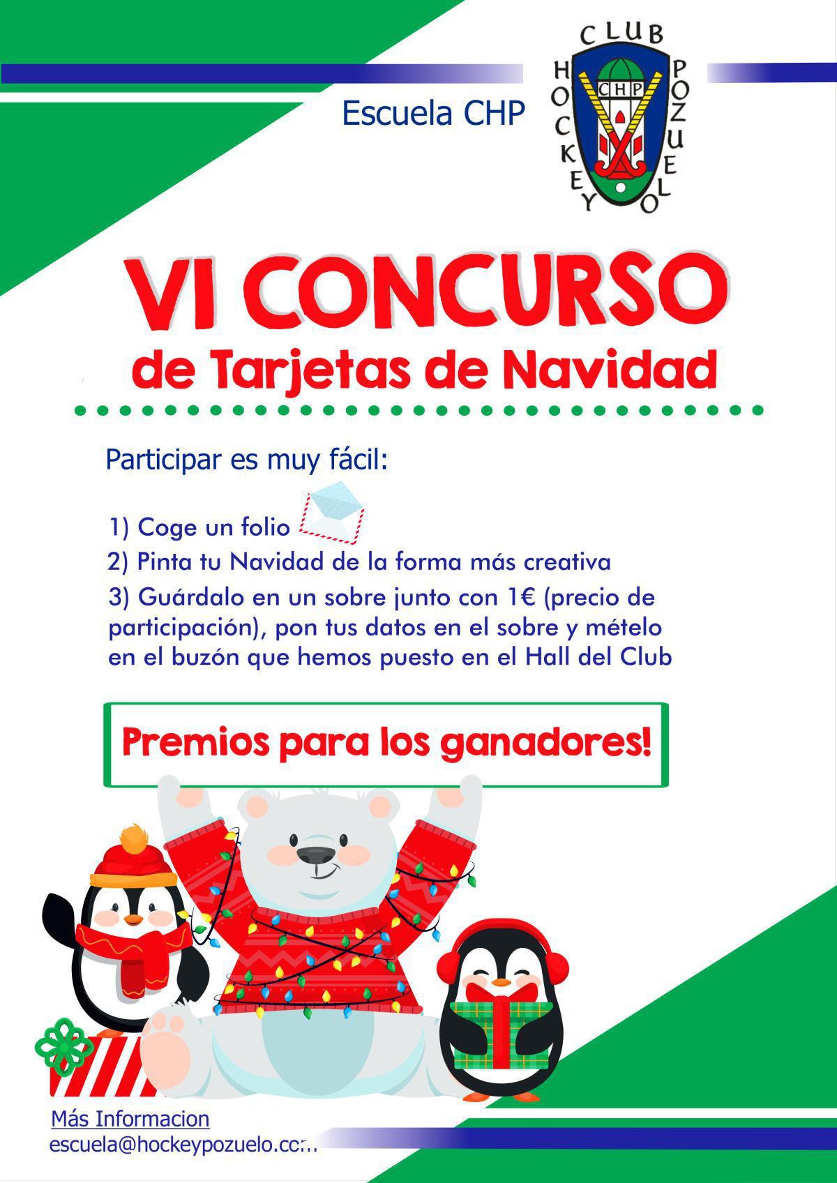 Concurso de Tarjetas de Navidad