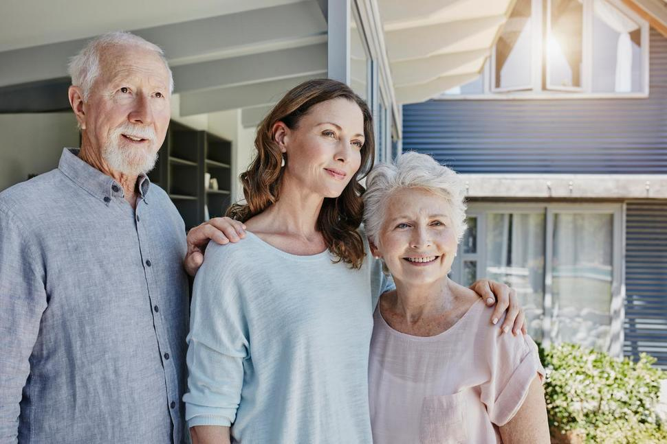 Should Your Aging Parent Move In With Your Family?