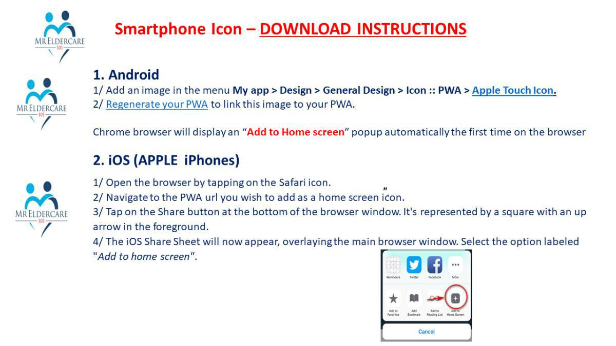 Icon Download Instructions