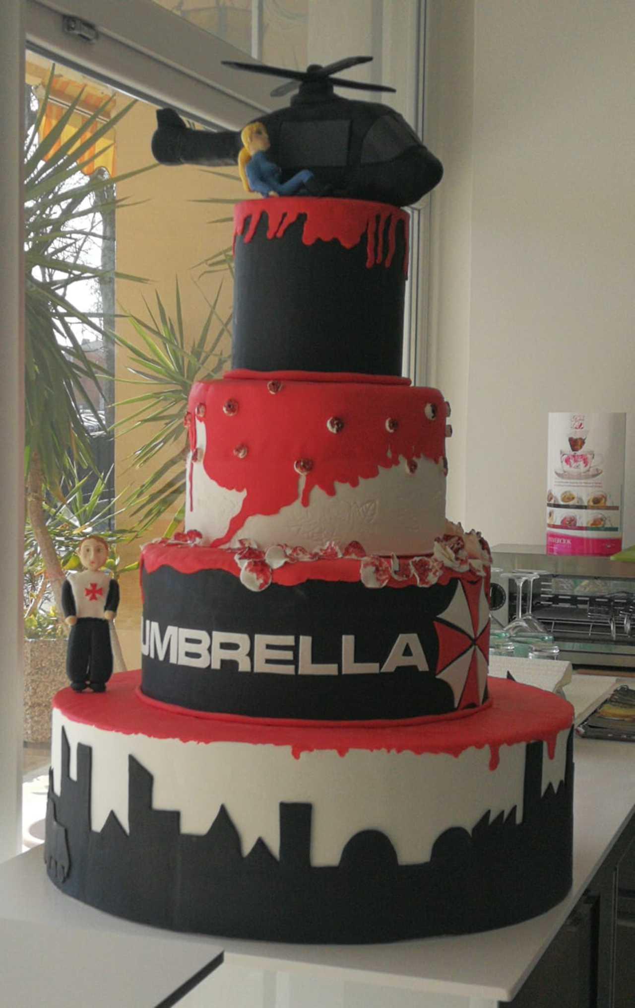 Torta Umbrella