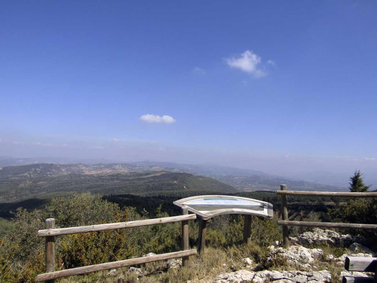 PR-HU 204, opción 1: Viacamp - Mas de Quintillá