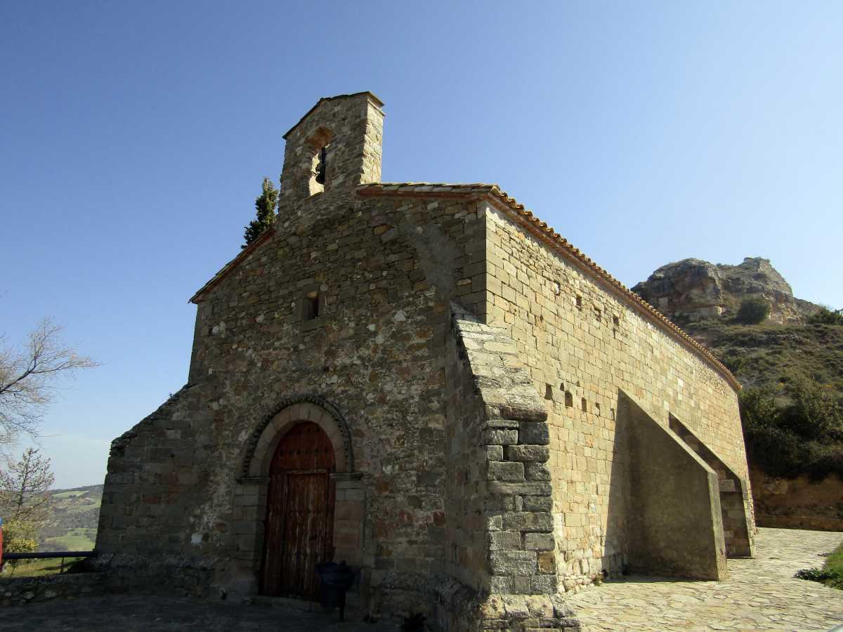Ermita de la Virgen de Obach (Viacamp)