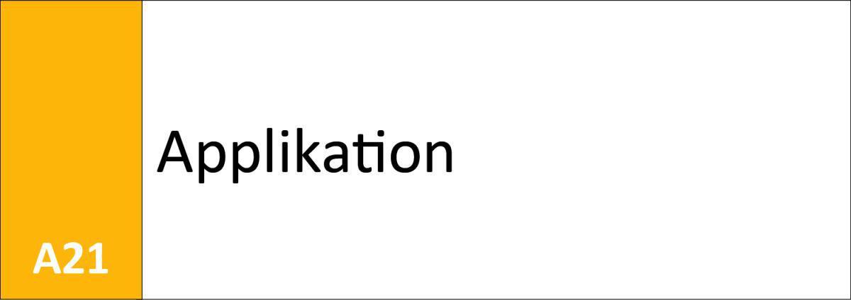 A21 Applikation