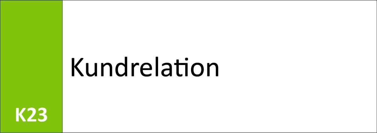 K23 Kundrelation