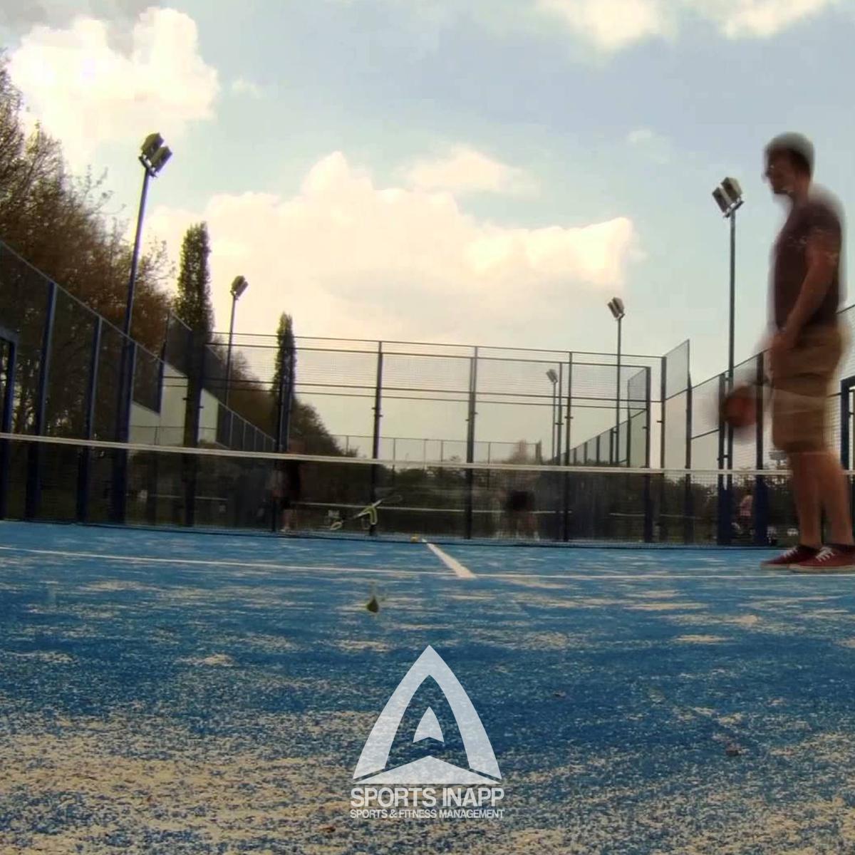 Sports In APP - Padel