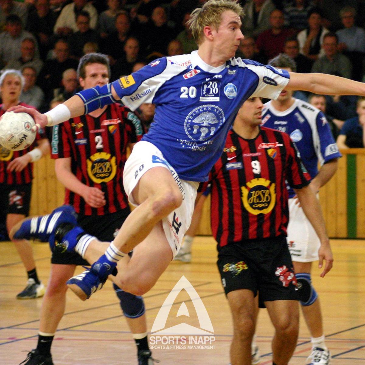 Sports In APP - Andebol
