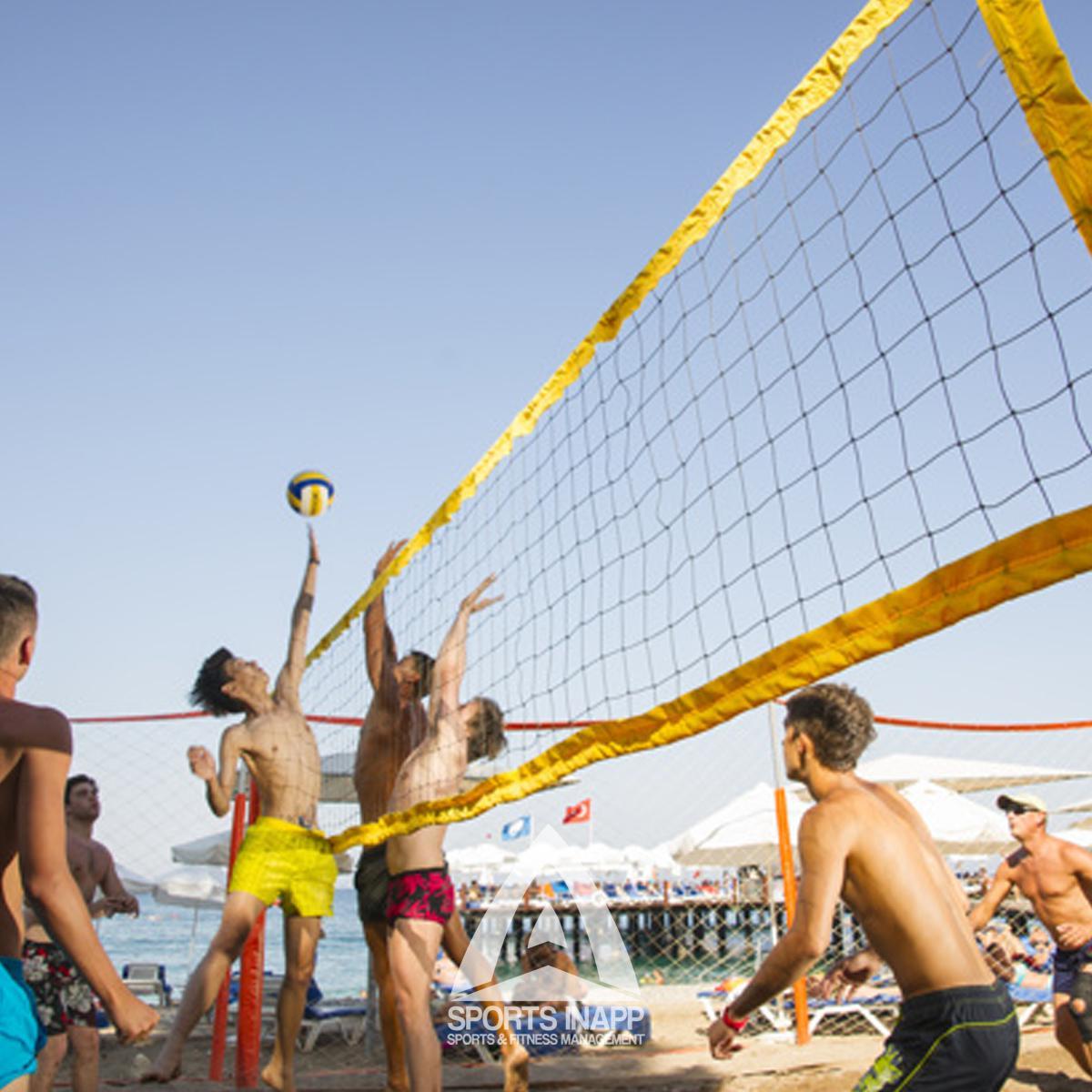 Sports In APP - Voleibol
