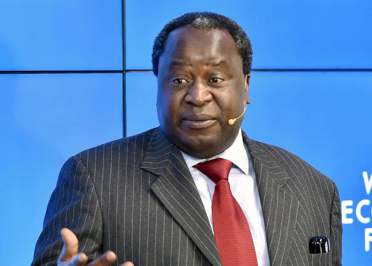 Tito Mboweni in the Spotlight