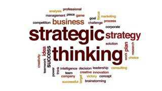 Recession - Strategic Thinking, Planning & Action