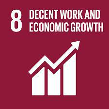 Sustainable Development Goal (SDG) 8: Decent work and economic growth
