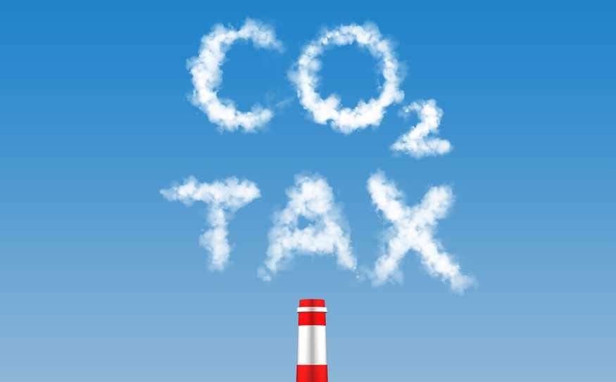 Update on Implementation of Carbon Tax