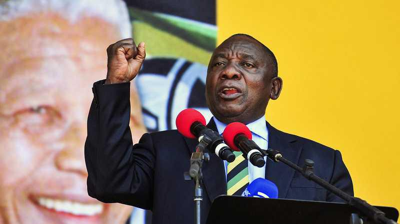 The Ramaphosa Effect
