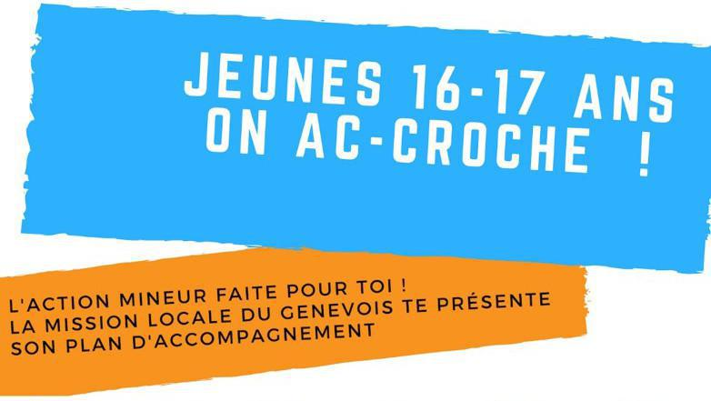 On ac-croche : Mon accompagnement 16-17 ans