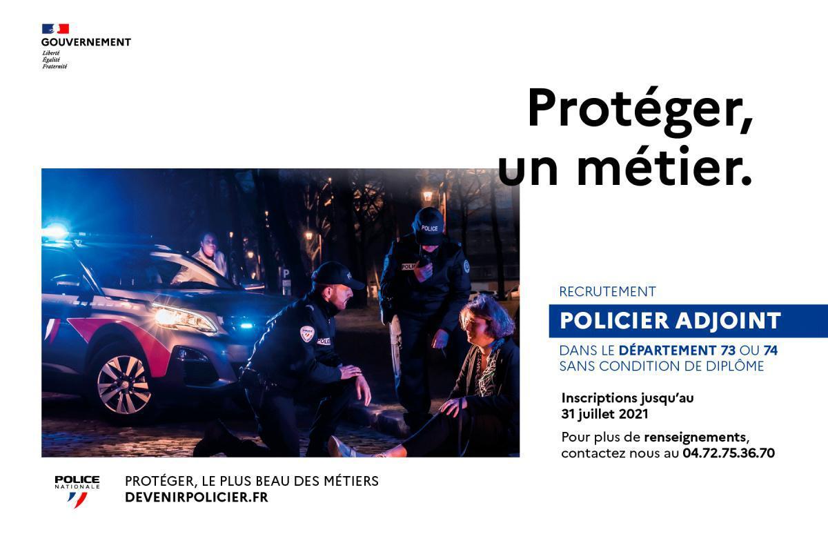 POLICIER ADJOINT