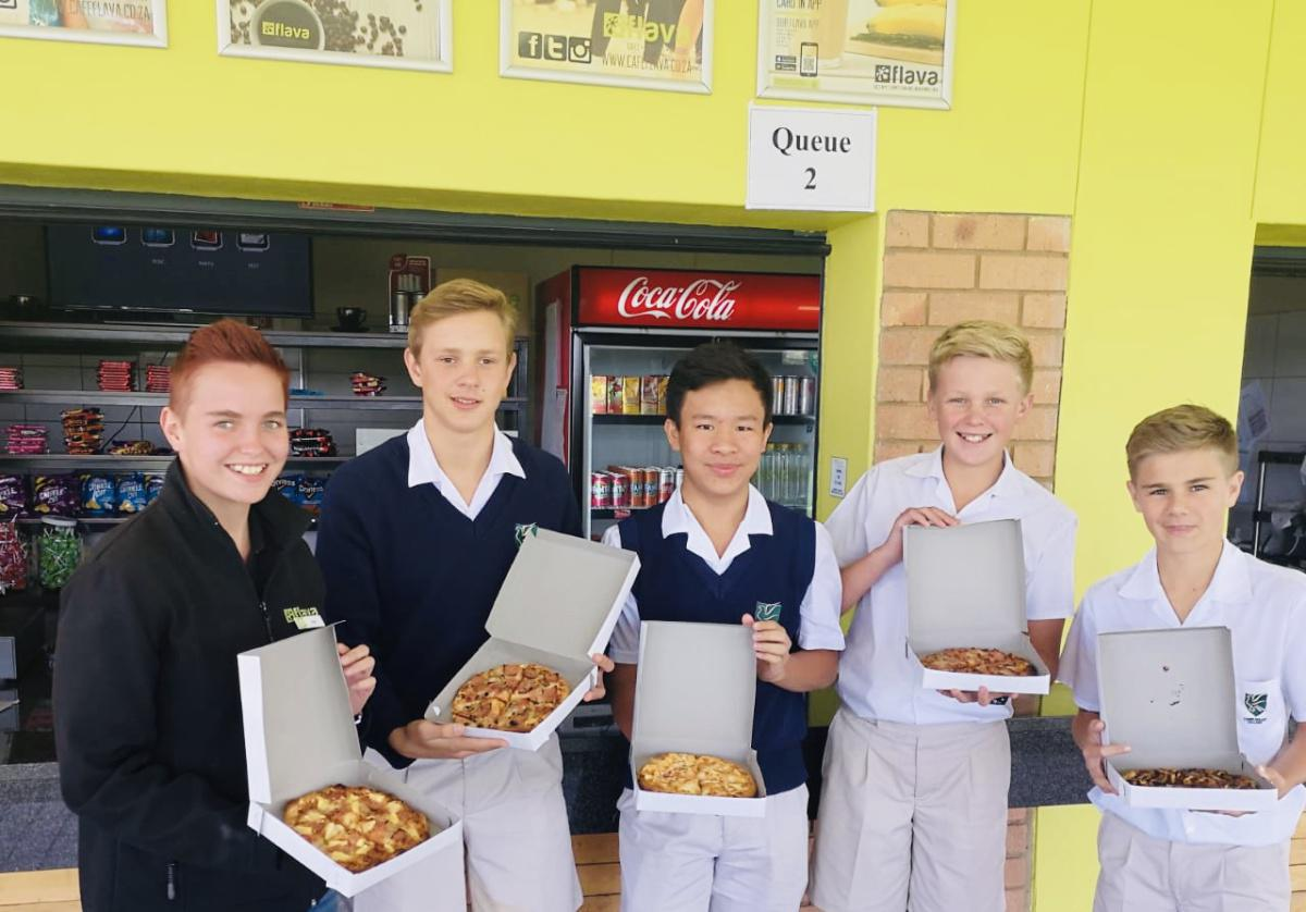 Tyger Valley College Bread Tag Winners