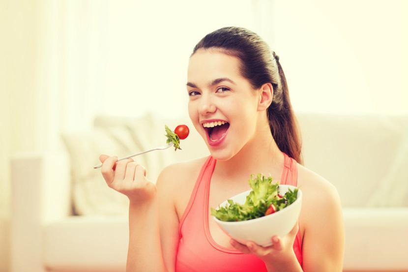 Teens and Vegetarianism by Kelly Francis, Registered Dietitian
