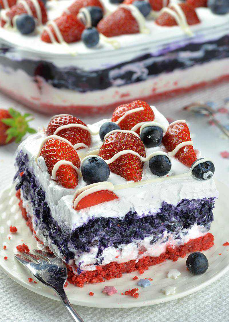 4th of July Recipe to try...