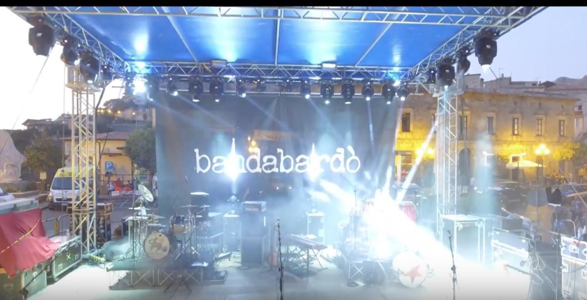 Bandabardò Live to Tiriolo