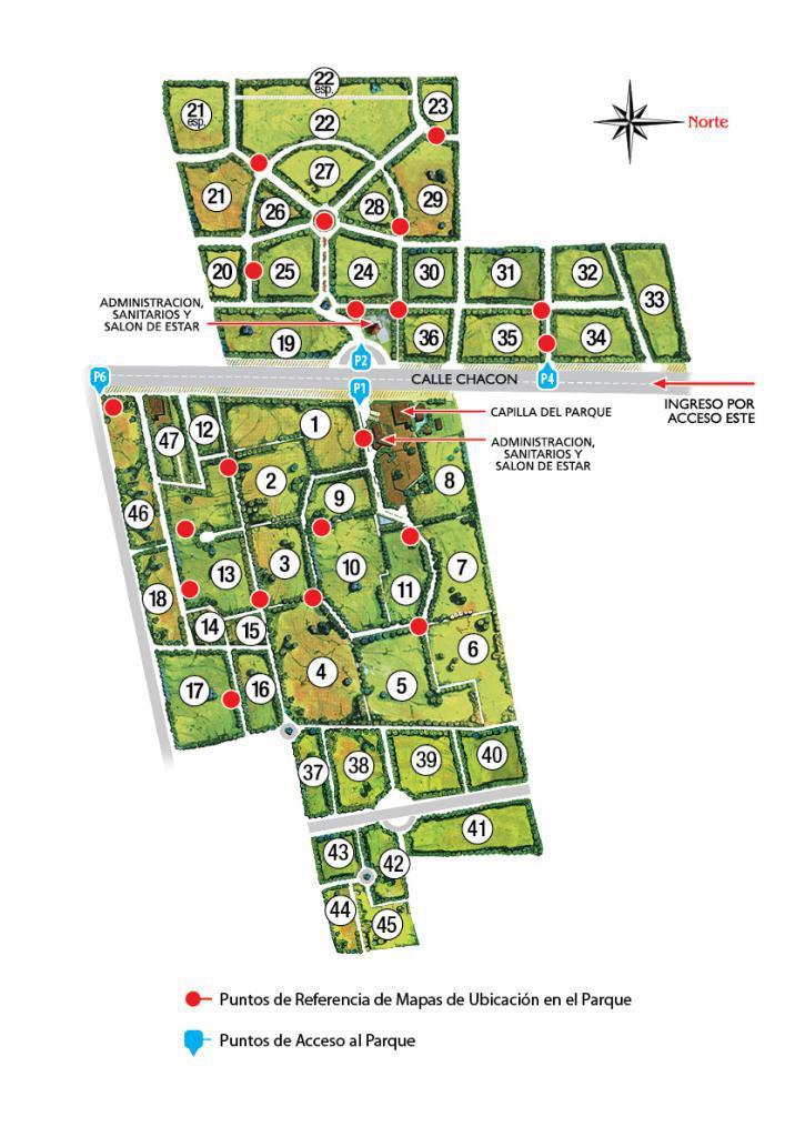 Parque de Descanso - 2 Parcelas en Venta