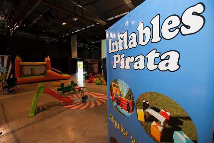 Inflables Pirata Mendoza
