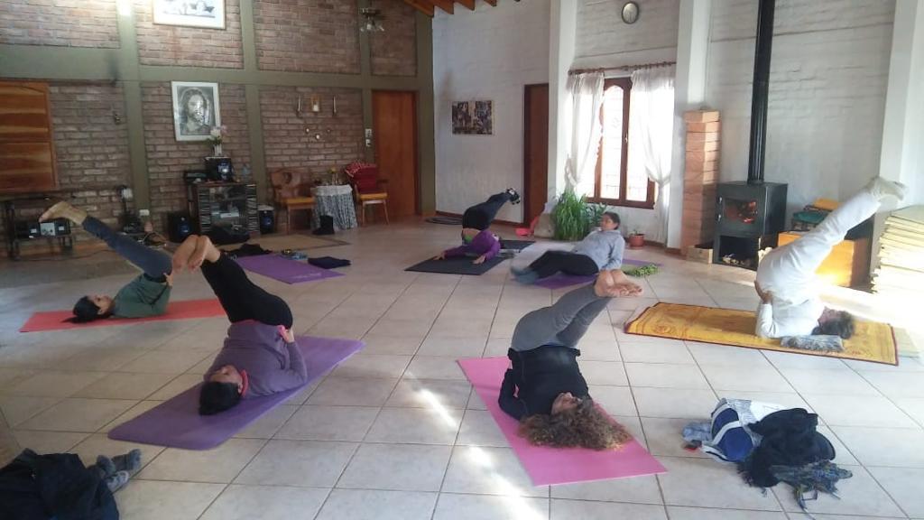 YOGA en Síntesis Comunidad Mendoza