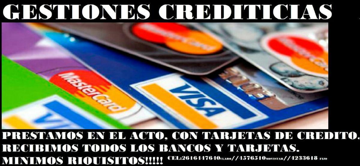 Gestiones Crediticias