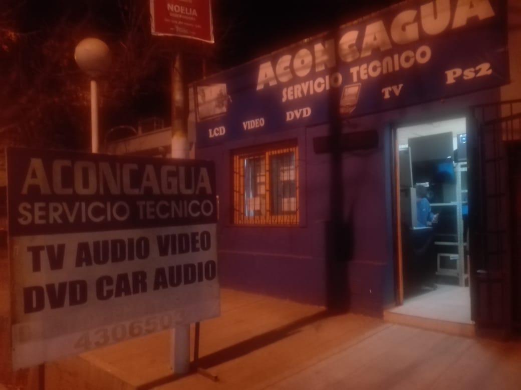 Electrónica Aconcagua