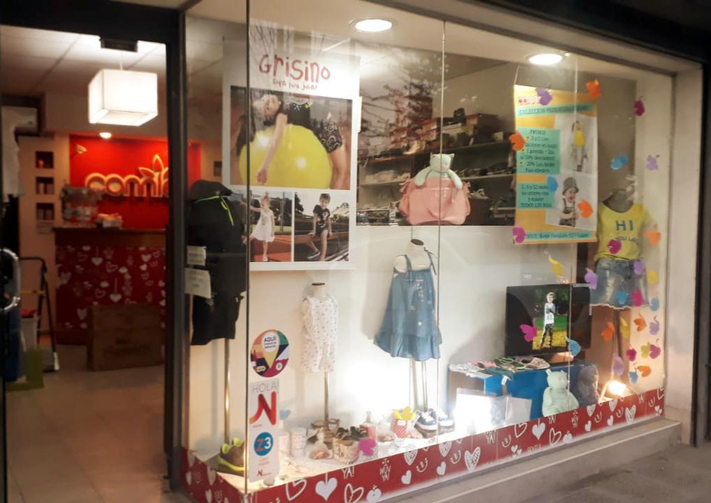 CONNIE indumentaria y calzado para bebes, niños y adolescentes
