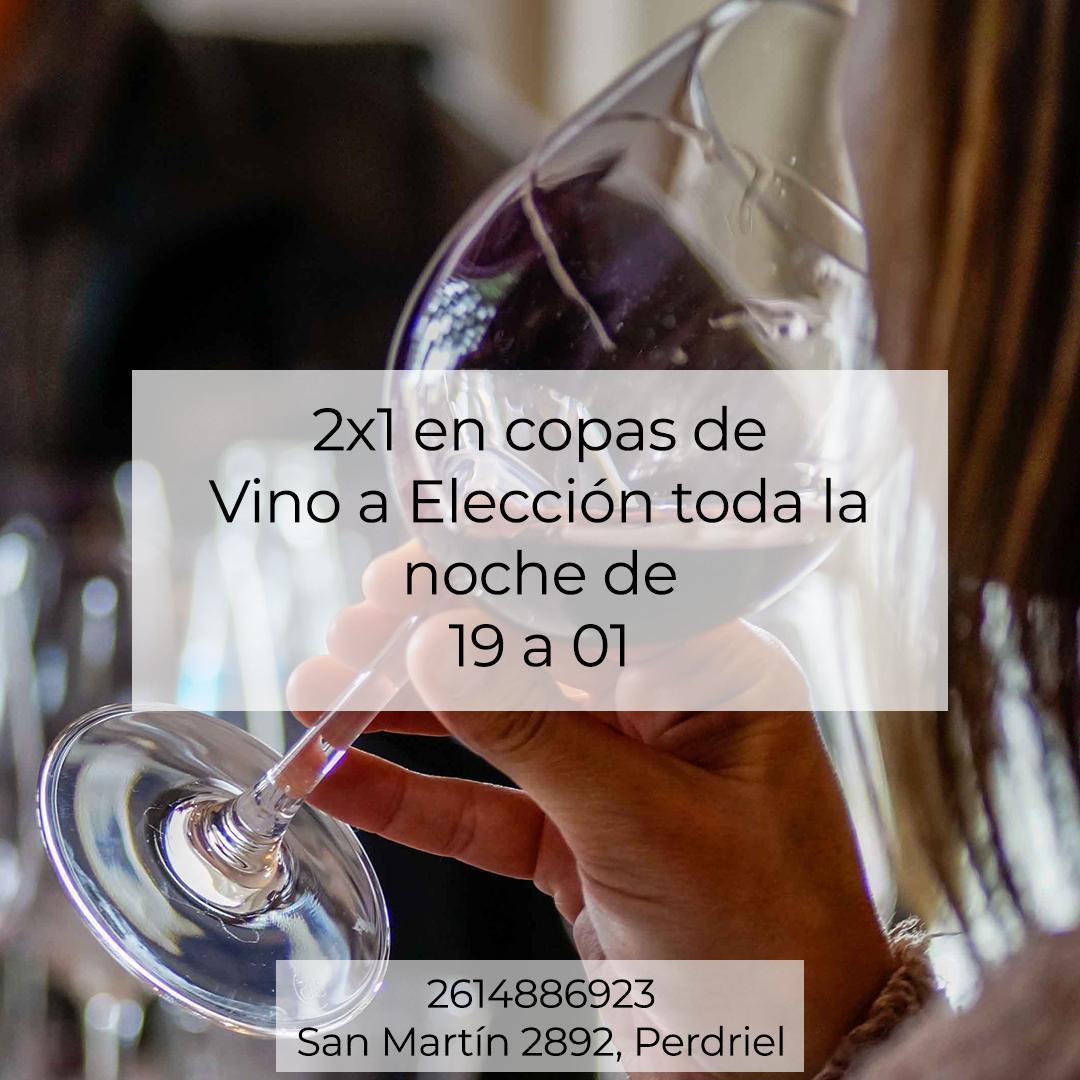 Wine Bar Casona Perdriel