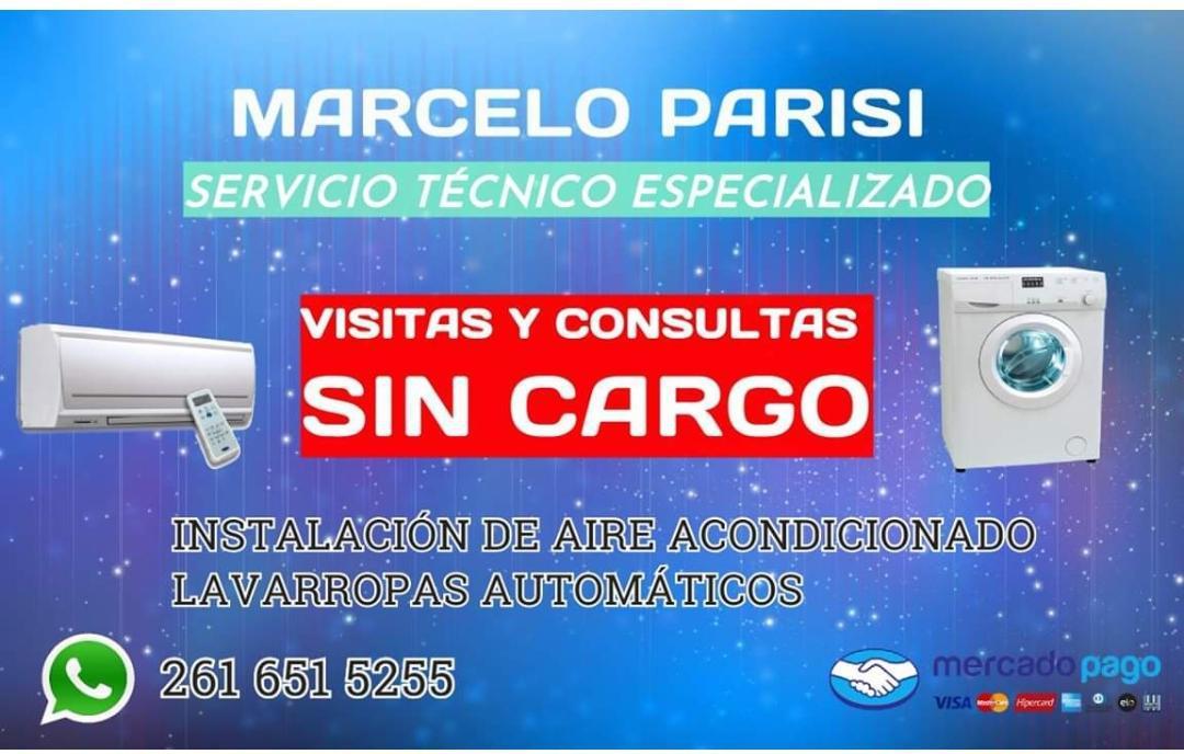 Marcelo Parisi Servicio Técnico Especializado
