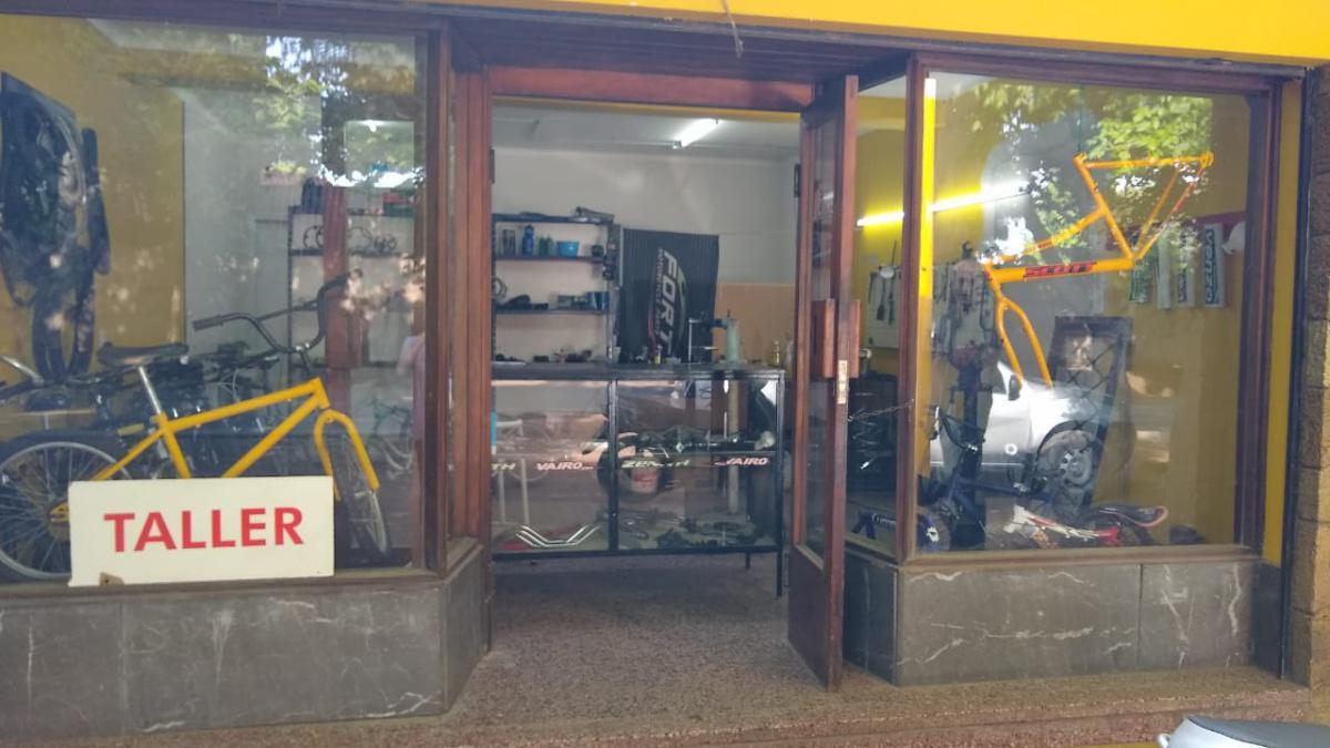 Bicicletería SQF