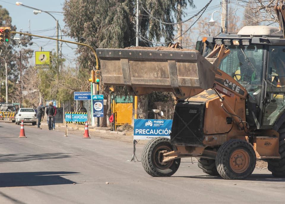 Se lleva a cabo en Maipú el plan municipal de ampliación de ciclovías