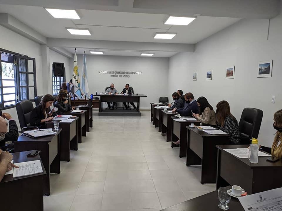 El HCD Lujanino aprobó una importante ordenanza que beneficia a futuras mamás
