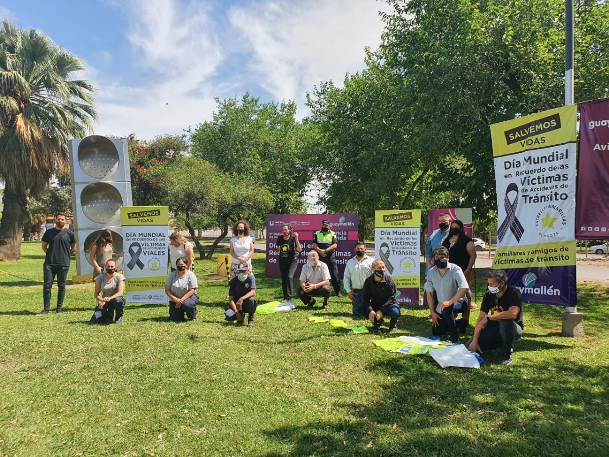 Día Mundial en Recuerdo de las Víctimas de los Accidentes de Tránsito: Mendoza con el índice más bajo de muertos de la última década