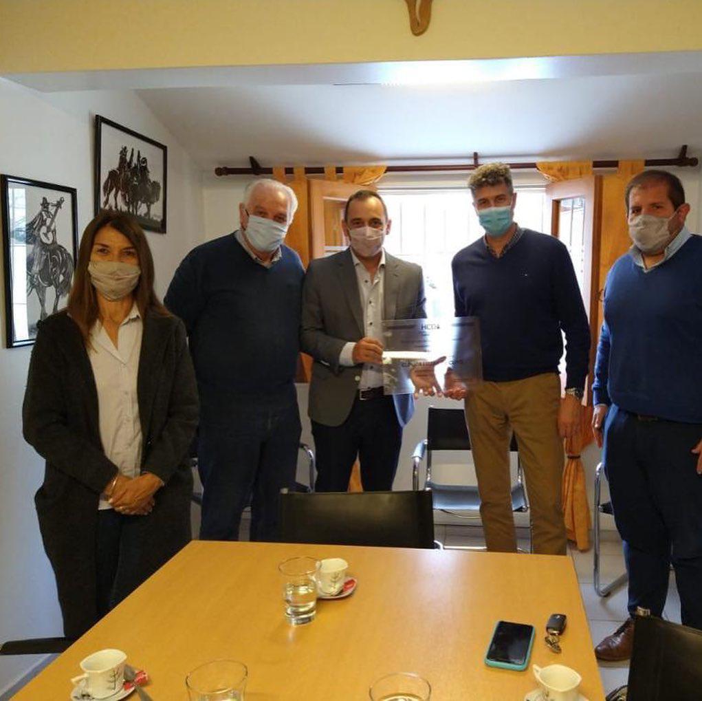 El HCD Lujanino reconoció la labor del personal de la salud