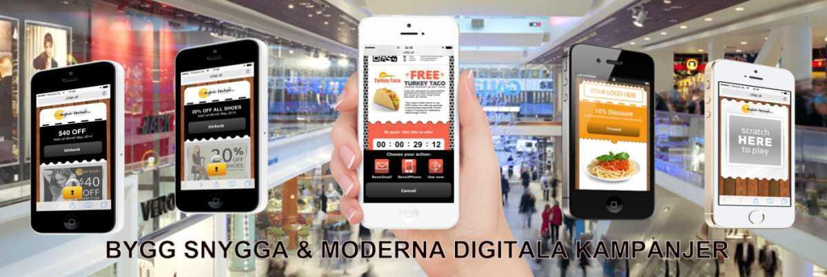 Smarta Digitala kuponger
