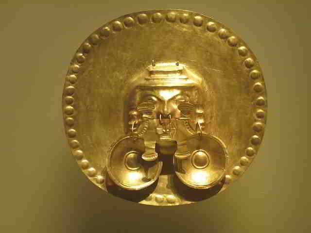 Colombia Museo del Oro